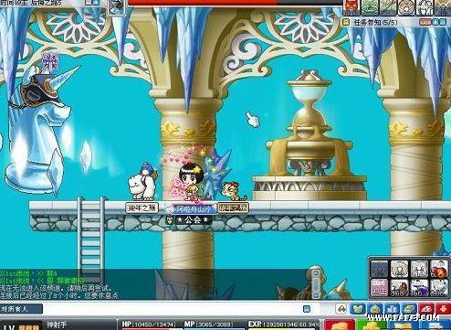 时间神殿3boss特殊技能解析冒险岛——17173网络游戏