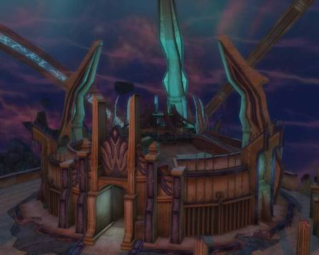 龙穿峡《永恒之塔》名场景导游