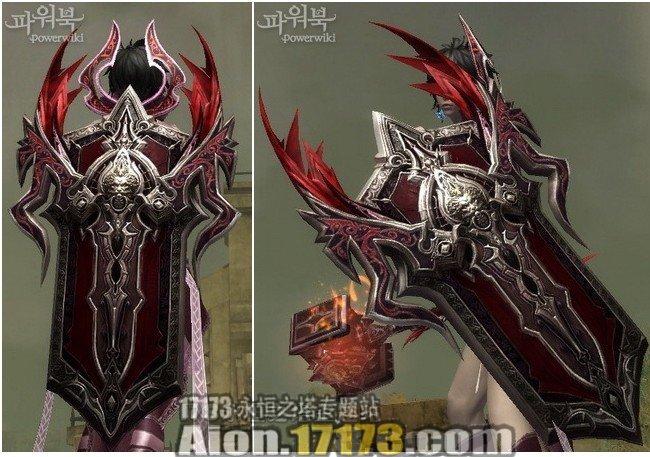 永恒之塔2.0魔族龙界主神泰格拉克英雄武器外型展示