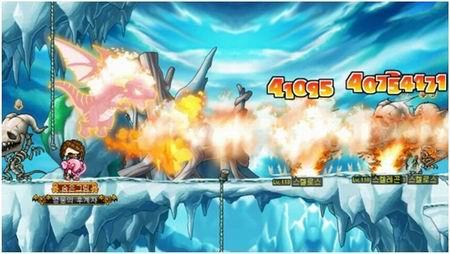 《驯龙高手》演绎 冒险岛新职业龙神揭秘