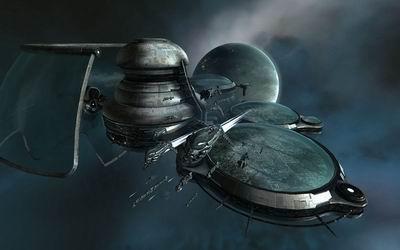 科幻风格《eve》与科幻电影:星际迷航