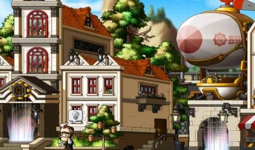...的横版动作网游《冒险岛OL》欧美官方网站近日宣布在更新了2