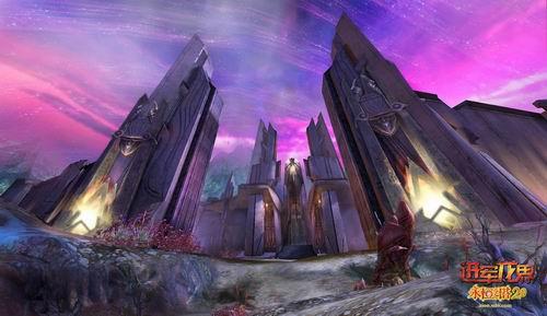 解密永恒之塔2.0龙界要塞全貌