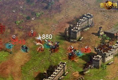 不死的碉堡 帝国文明 波斯特种兵战象