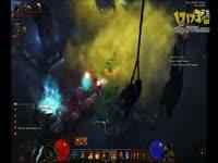 两巫医组队9级炼狱装置混沌领域