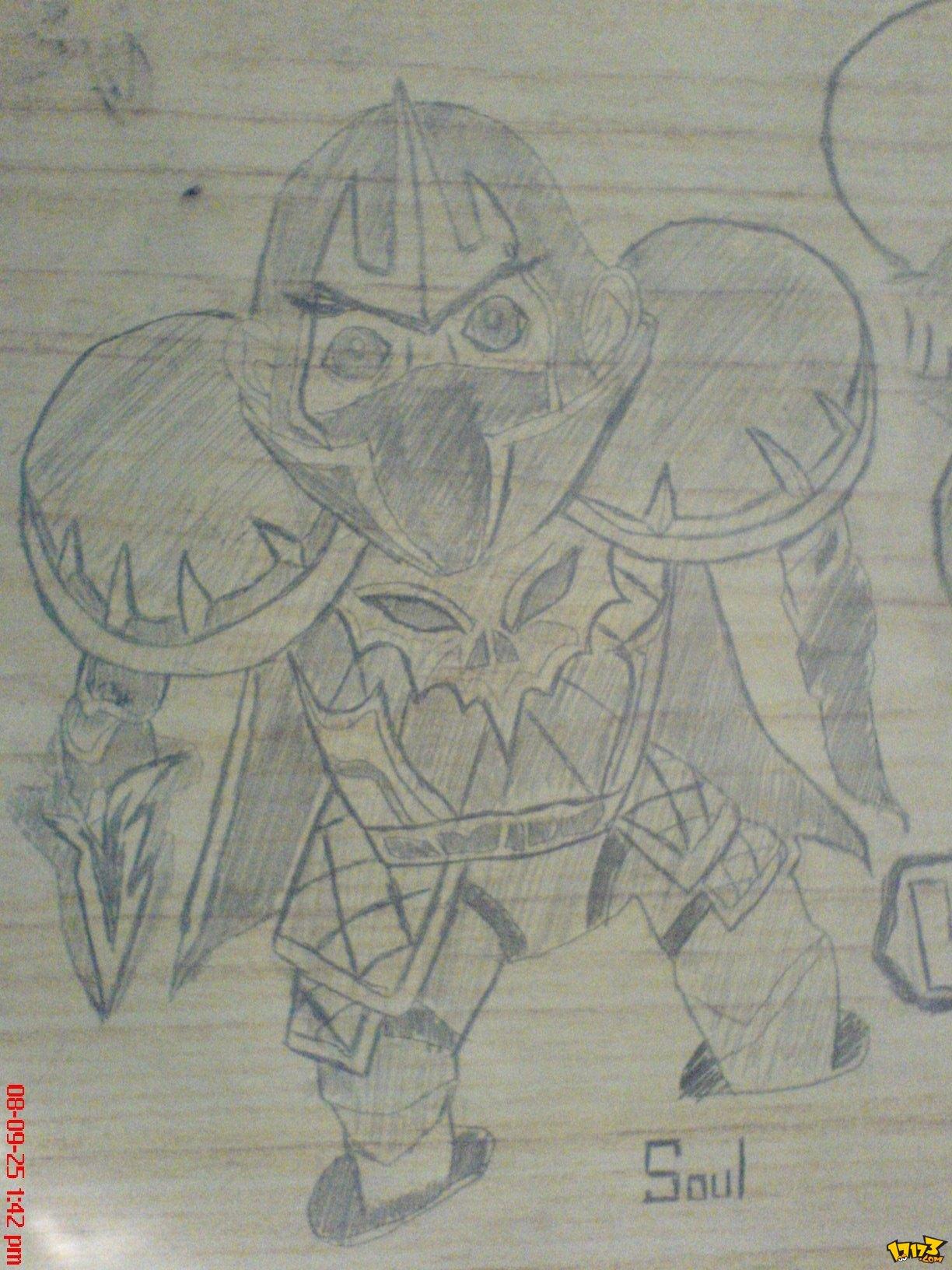 魔兽世界 - 漫画壁纸-魔兽玩家